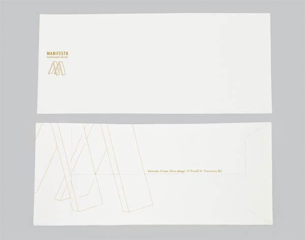Manifesto Envelopes